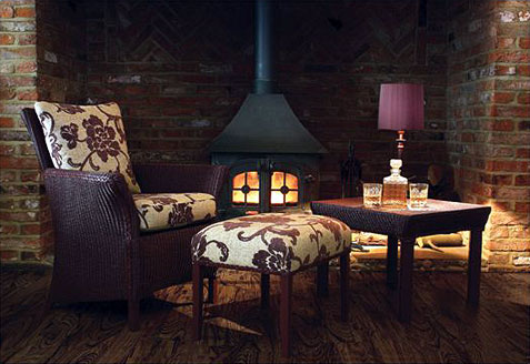 the fireside collection is exclusively available in a weave colour and fabric combination of either farrow ball brinjal and kirkby house kensington grape - Farrow And Ball Brinjal