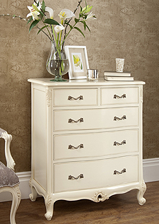 french bedroom furniture. French Style Rococo Painted Bedroom Furniture Collection at Karl