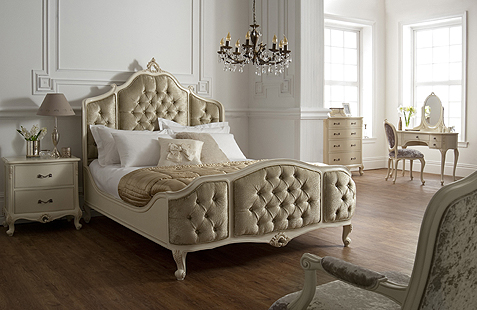 Rococo Painted French Style Bedroom Furniture Collection at Karl Stallard  Furniture. Rococo Painted French Style Bedroom Furniture Collection at Karl